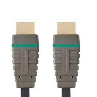 HDMI kábel Bandridge BVL1202, 1.4, 2m