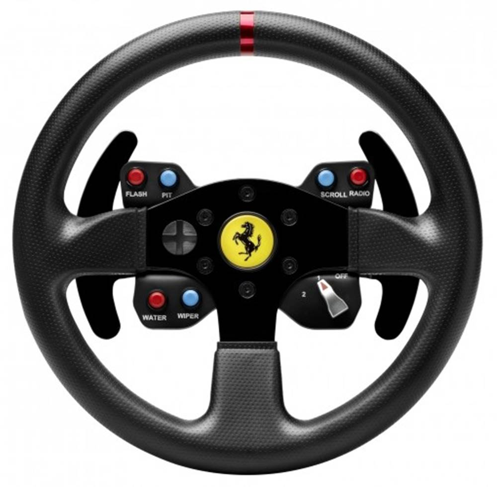 Thrustmaster Volant Thrustmaster Ferrari GTE Wheel Add-On Ferrari 458