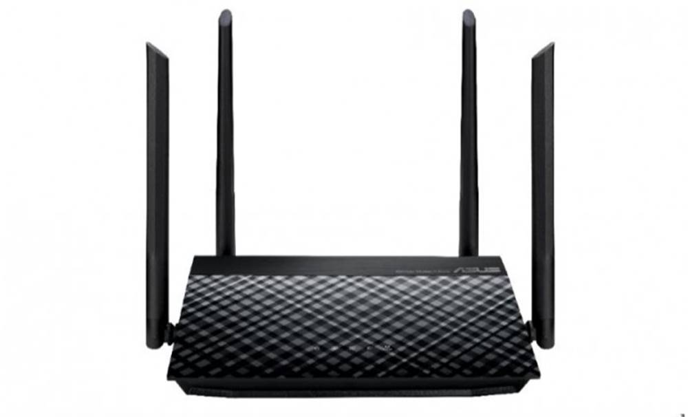 WiFi router Asus RTN19, N600