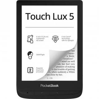 PocketBook Touch Lux 5 - Ink Black