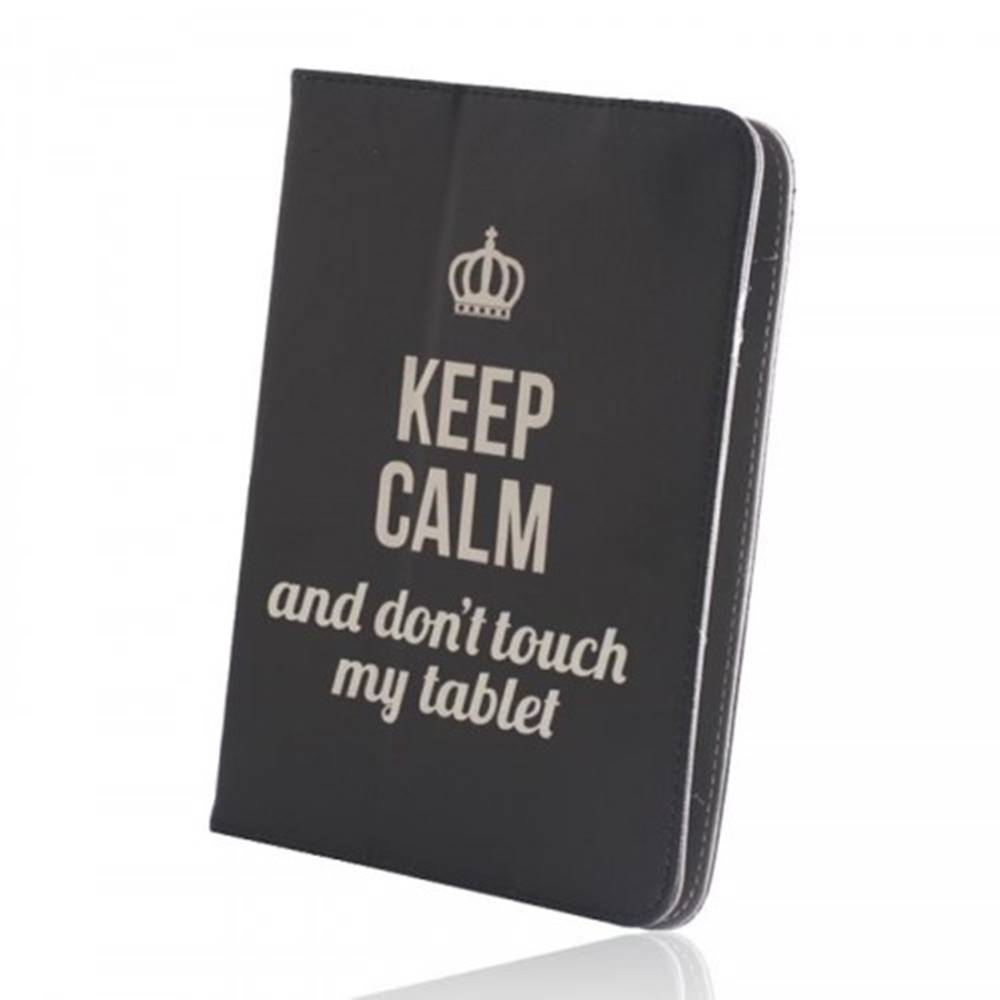 GreenGo Puzdro na tablet GreenGo Keep Calm, 9- 10