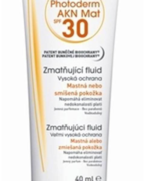 BIODERMA PHOTODERM AKN MAT SPF30 fluid 1x40 ml