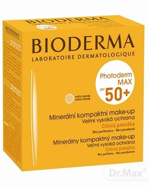 BIODERMA Photoderm MAX SPF 50+ make-up svetlý 1x10 g