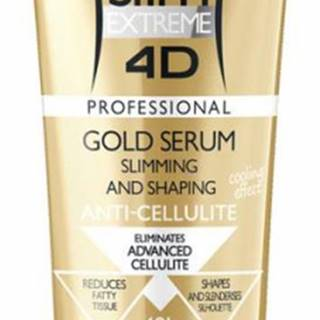 EVELINE SLIM 4D Gold sérum 250 ml