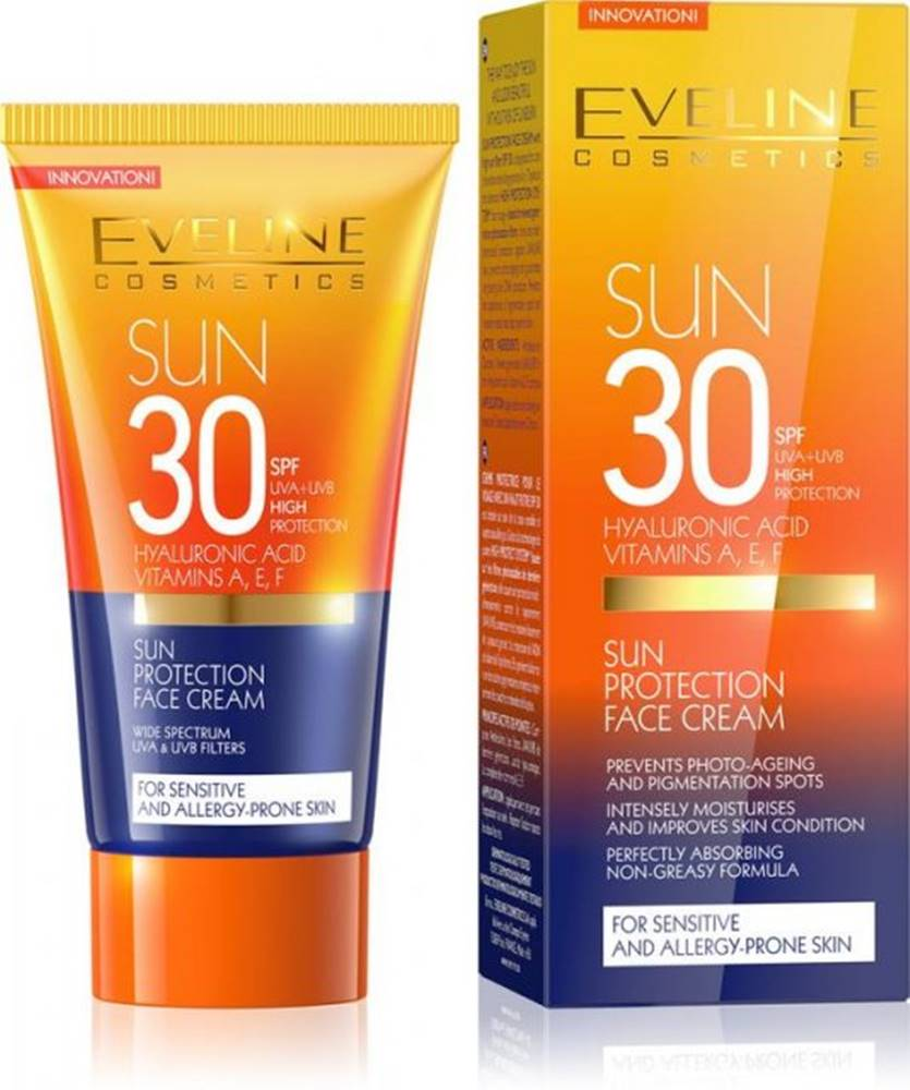 EVELINE SUN PROTECTION krém...