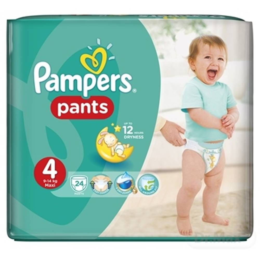 PAMPERS Active PANTS CP 4 M...