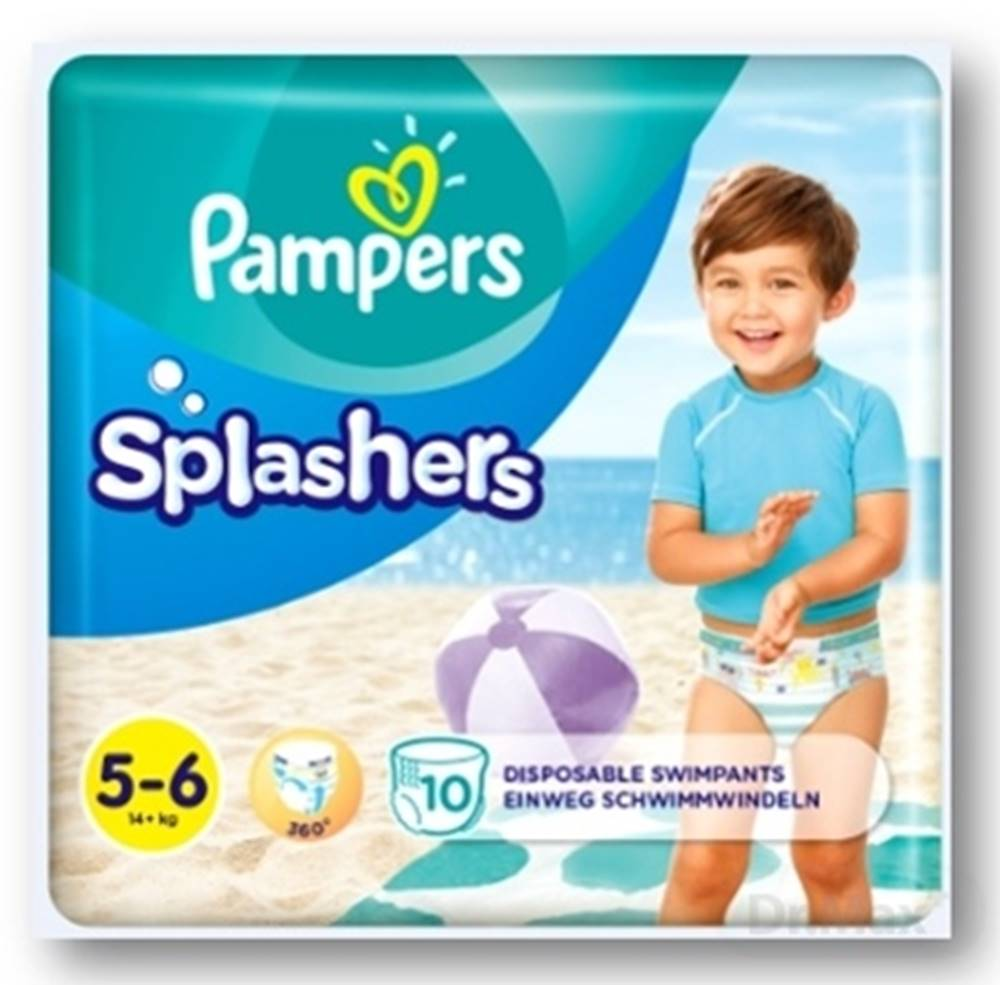 Pampers Splashers JUNIOR 5-...
