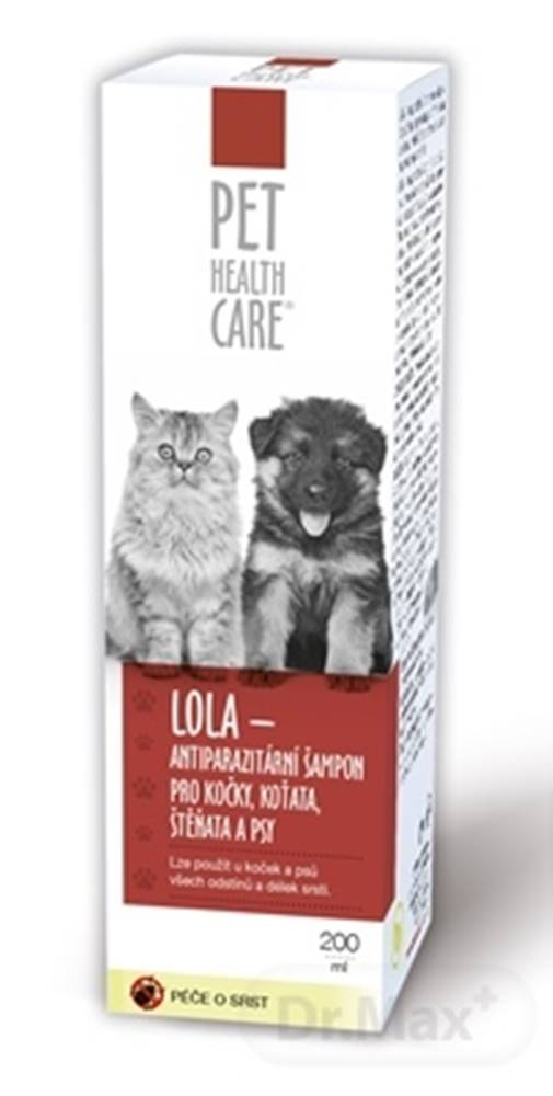 PET HEALTH CARE LOLA antipa...
