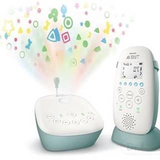 AVENT DECT Digitálny BABY MONITOR SCD 731 1x1 set