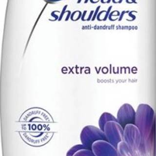 Head&Shoulders  šampón for her Volume N 400 ml