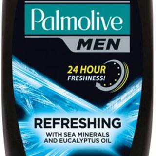 Palmolive sprchový gél Men Refreshing modry 250 ml